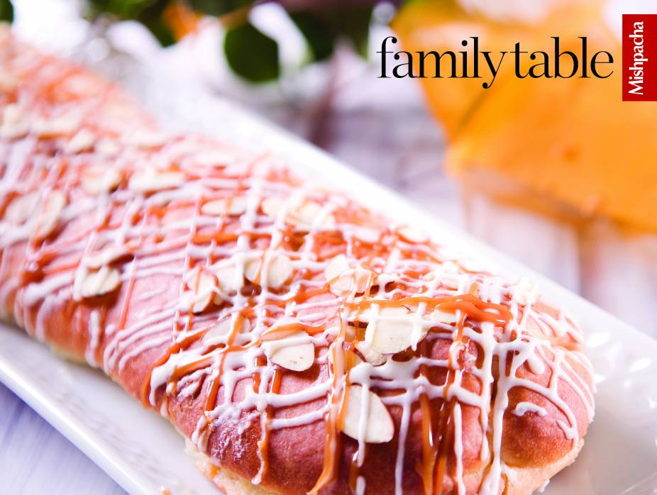 Bakery Cheese Danish Loaf