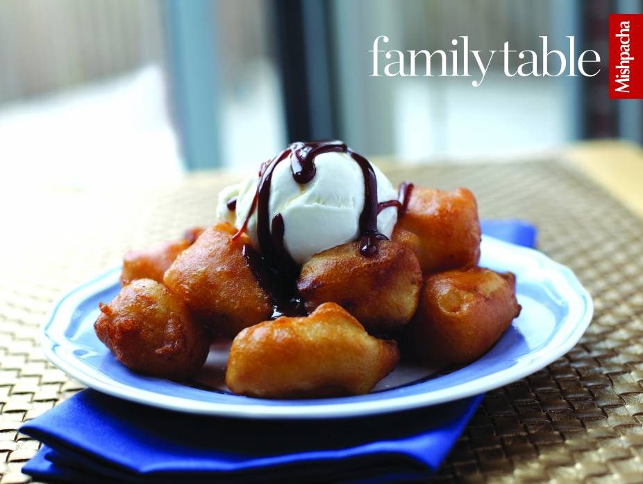 Tropical Fruit Fritters