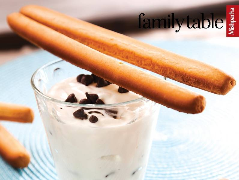 Chocolate Chip Cheese Dip