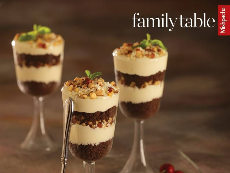 Dreamy Mousse Cups