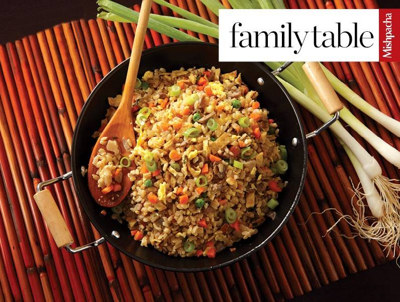 Stir Fried Rice Recipes Kosher Com