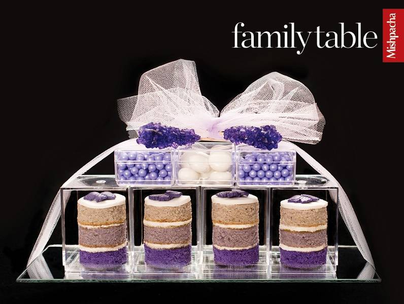Ombre Petits Fours