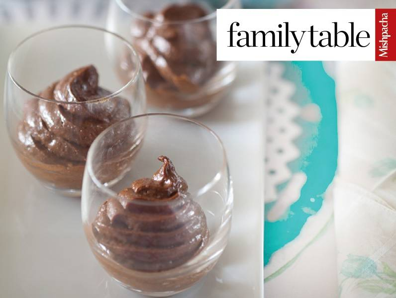 Rosemarie Chocolate Mousse