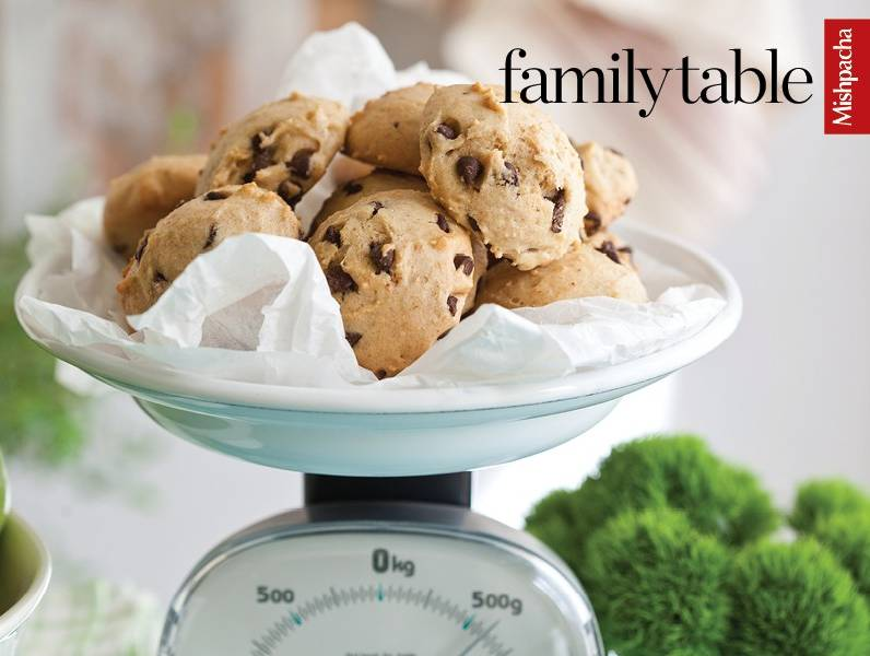 Healthy Chocolate Chip Cookies or Biscotti