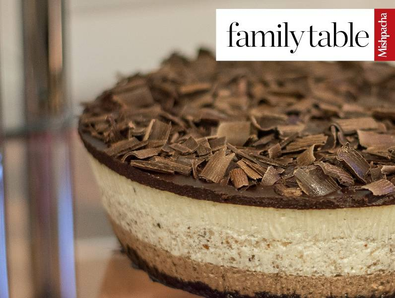 Parve Cheesecake