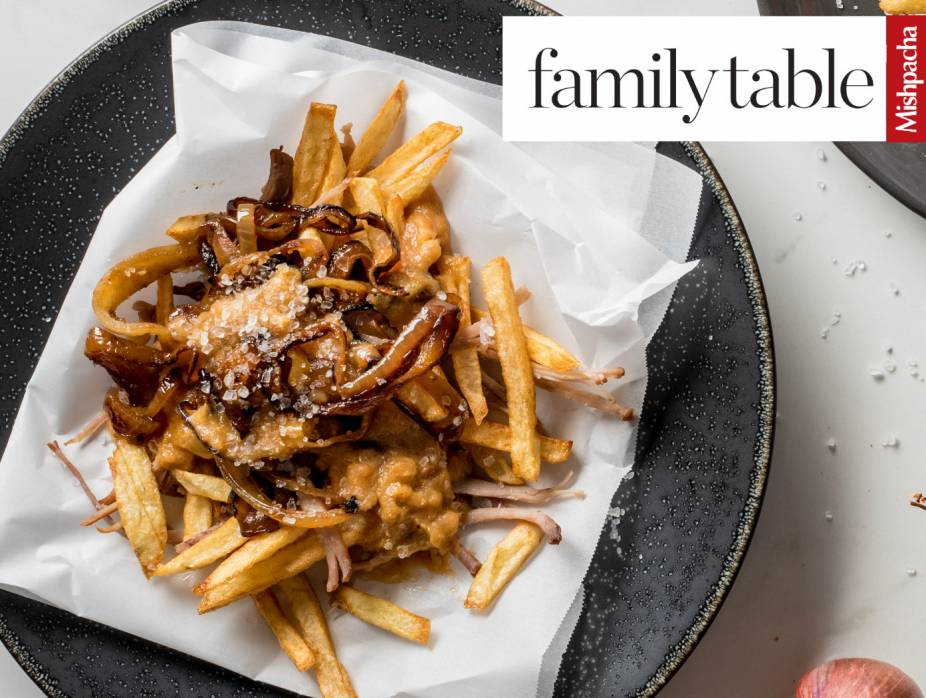 Pulled Beef and Gravy Fries
