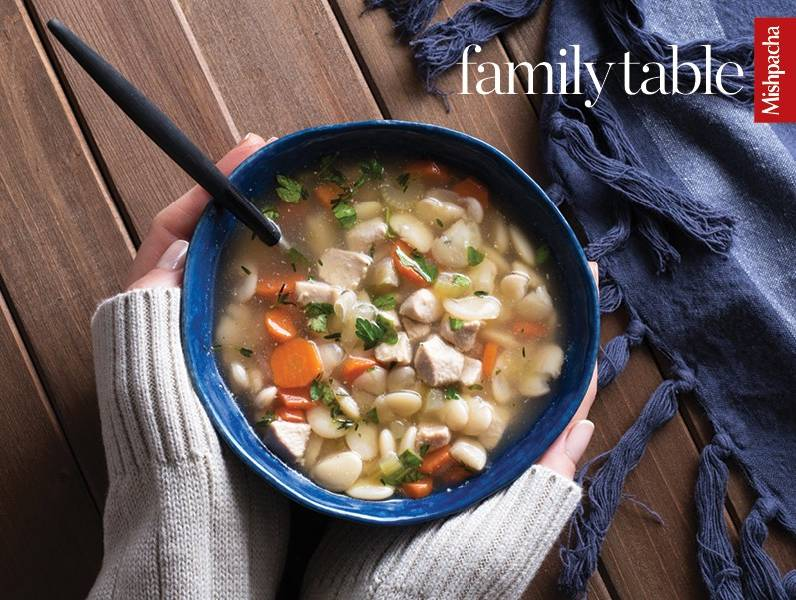 Hearty Chicken and Bean Soup