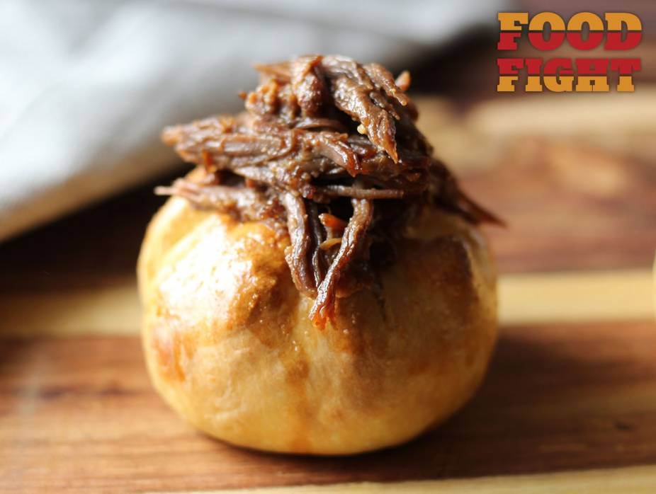 Pulled Beef Potato Knishes Recipes Kosher Com
