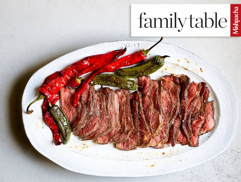 Simple But Delicious London Broil