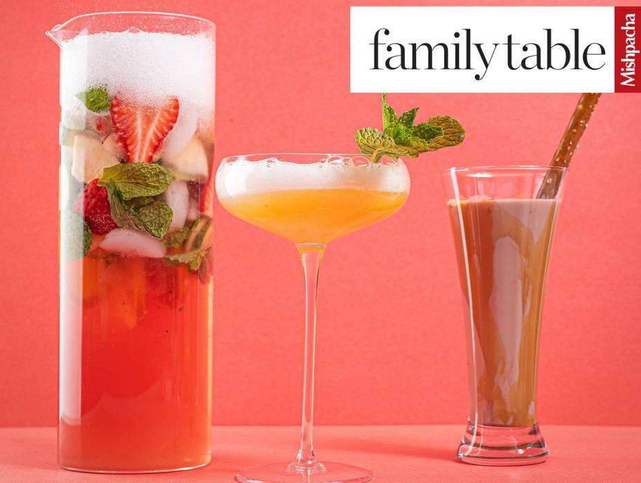 Fruity English Pimm's Punch
