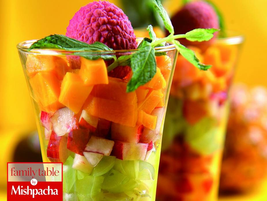 Refreshing Tropical Fruit Cocktail Recipes Kosher Com