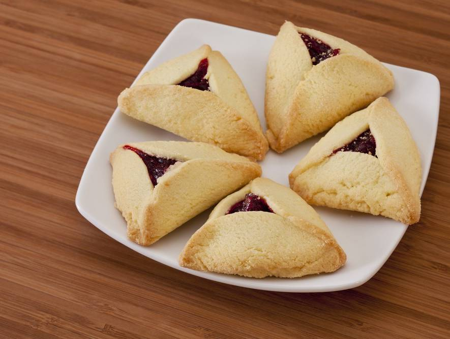 Grandma Florence's Easy and Delicious Gluten Free Hamantashen