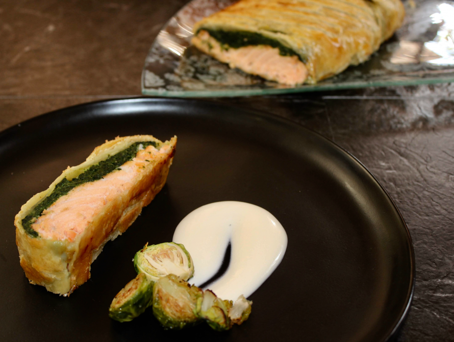 Salmon En Croute Recipe Kosher Com