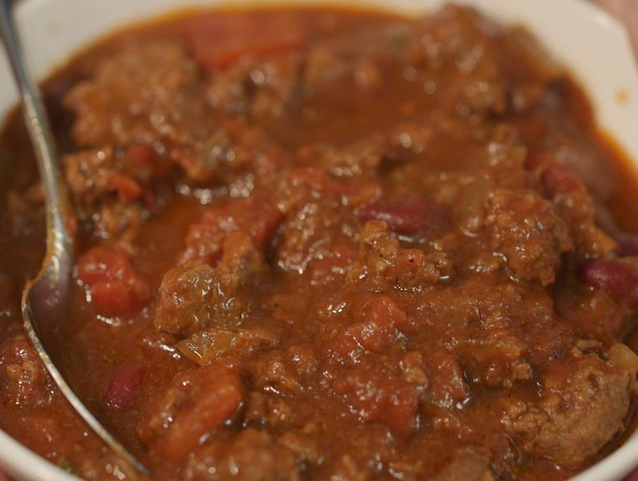Hearty Meat Chili