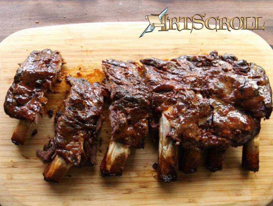Maple-Glazed Rack of Ribs