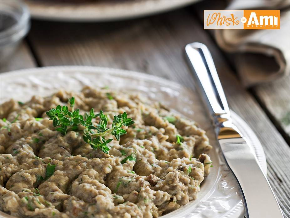 Simplified Mock Chopped Liver