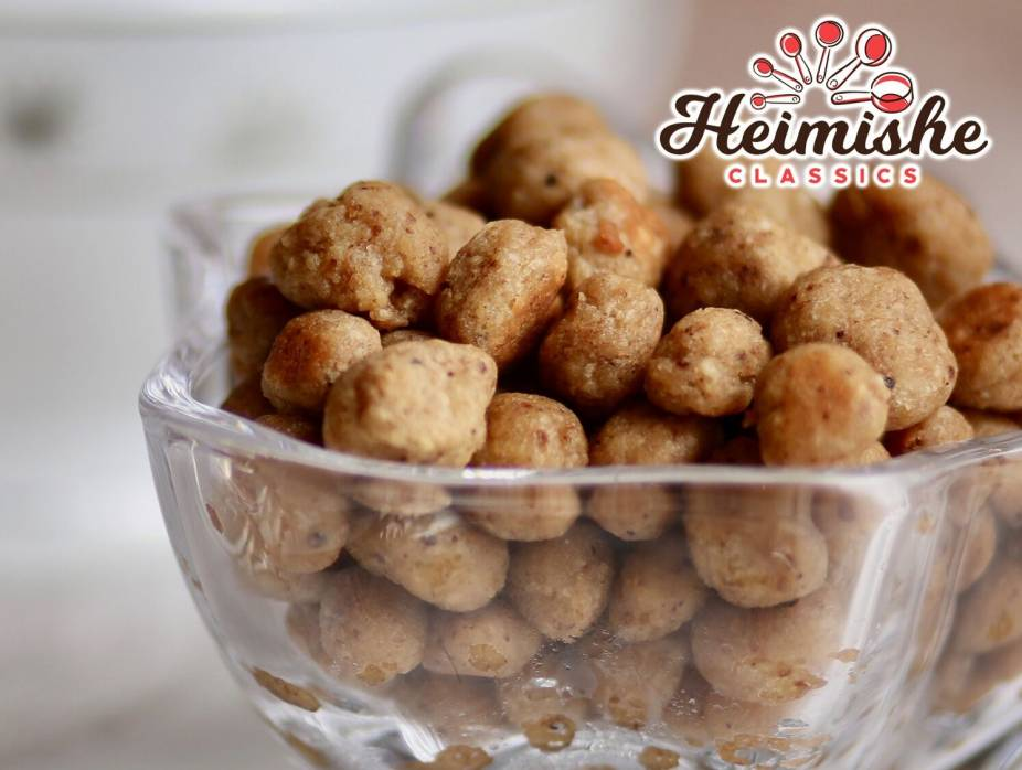 Pesach Soup Nuts