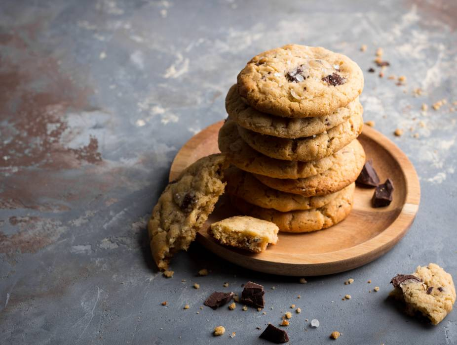 Melt-in-Your-Mouth Chocolate Chip Cookies