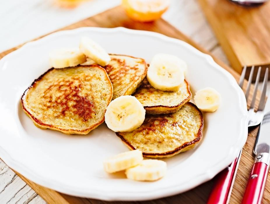 Perfect Protein-Packed Pancakes