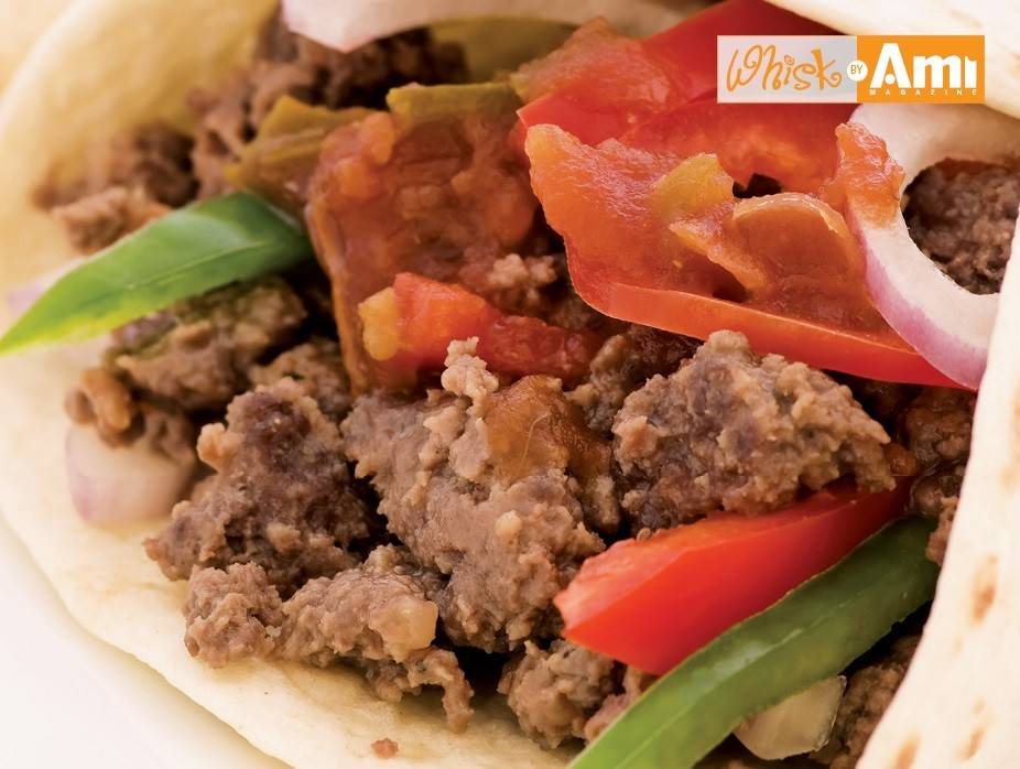 Vegetarian Ground Meat Crumbles