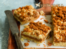 Lotus Biscoff Cookie Butter Bars