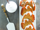Honey Sour Cream Pound Cake