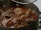 Shabbos with Yussi - Cholent for Passover (Gluten Free)
