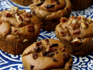 Banana Nut Butter Muffins