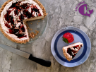 Strawberries and Cream Pie for Passover