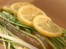 Lemon Zested Fish en Papillote