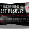 Best Ingredients, Best Results Chocolate Chips