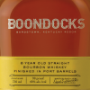 Boondocks 8 Year Old Bourbon Port Cask Finish