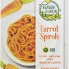 Heaven & Earth Carrot Spirals