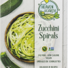 Heaven & Earth Zucchini Spirals