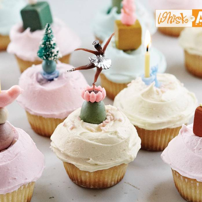 Old-Fashioned Cupcakes with Buttercream Frosting | Recipes ...