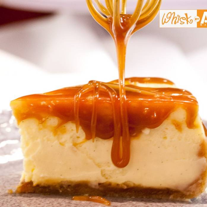 Caramel Vanilla Cheesecake | Recipes | Kosher