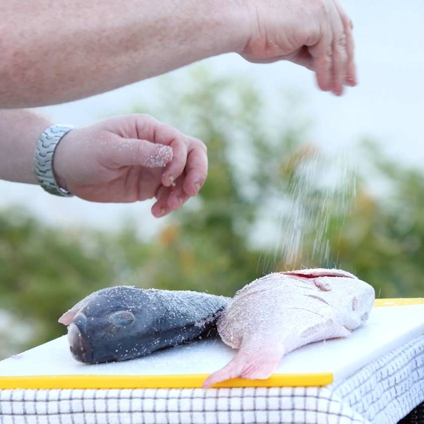 Make the Most of Your Local Fish and Produce   Shows