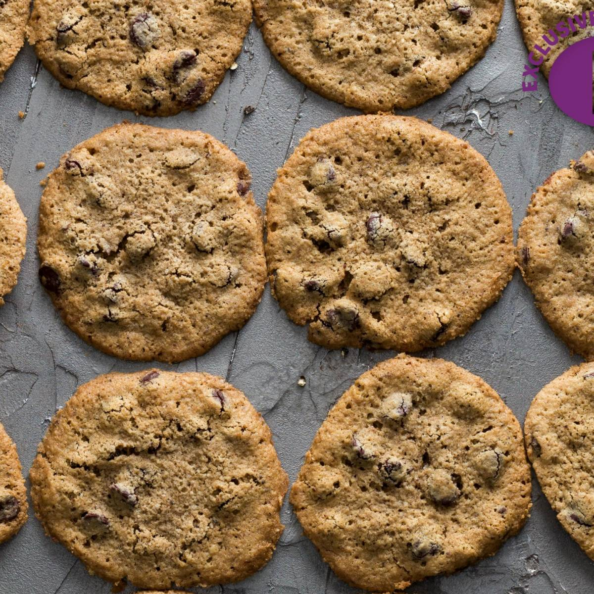 Best Passover Chocolate Chip Cookies