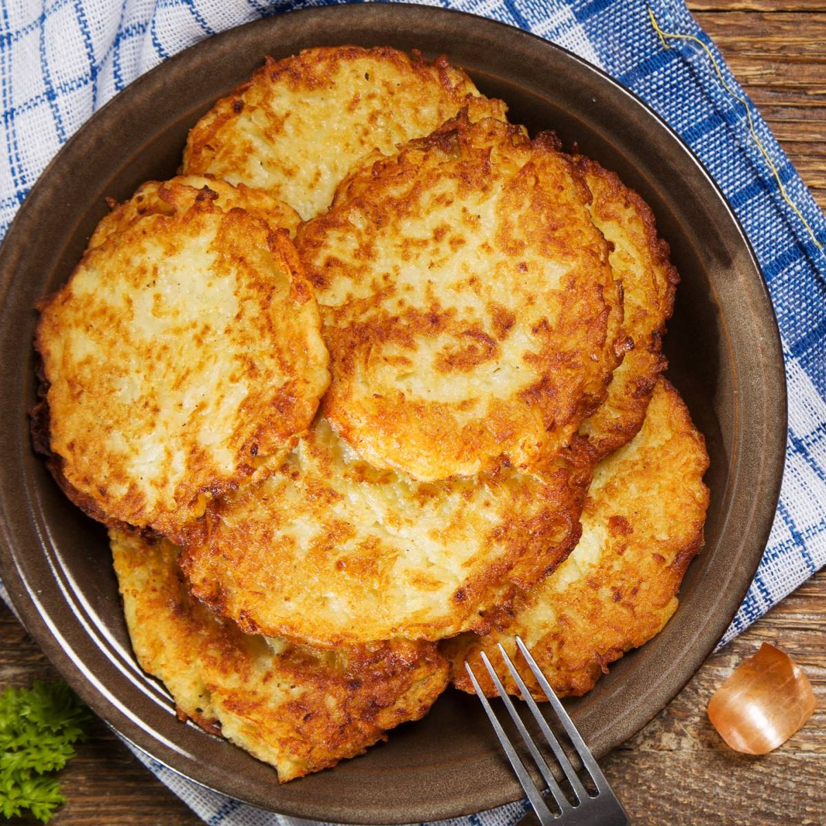 Perfect Potato Latkes Recipes Kosher Com