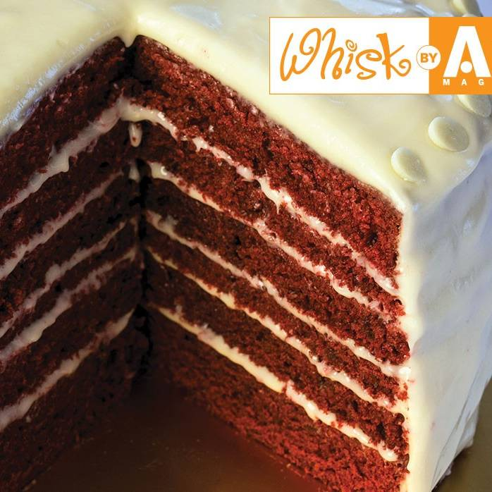 Parve Red Velvet Cake Recipe