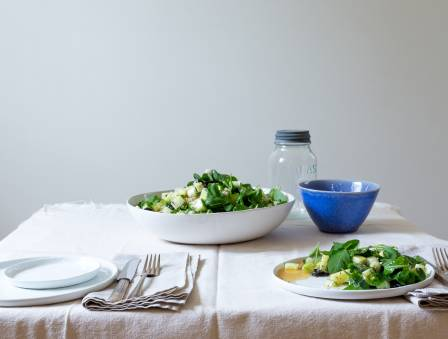 This week in Family Table: Summery Salads!