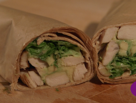 4 Amazing Things: Wraps