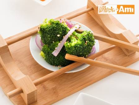 Sweet Sesame Broccoli