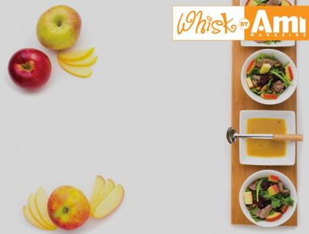 Apple and Duck Salad