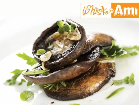 Asian Portobello Mushrooms
