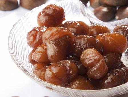 Caramelized Chestnuts
