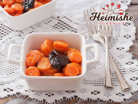 Carrot and Prune Tzimmes