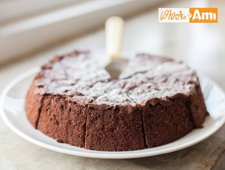 Chocolate Orange Flourless Cake