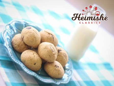 Chocolate Chip Cookies with Wheat Germ