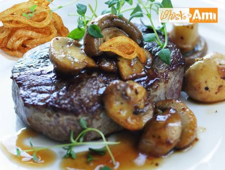 Savory Club Steak